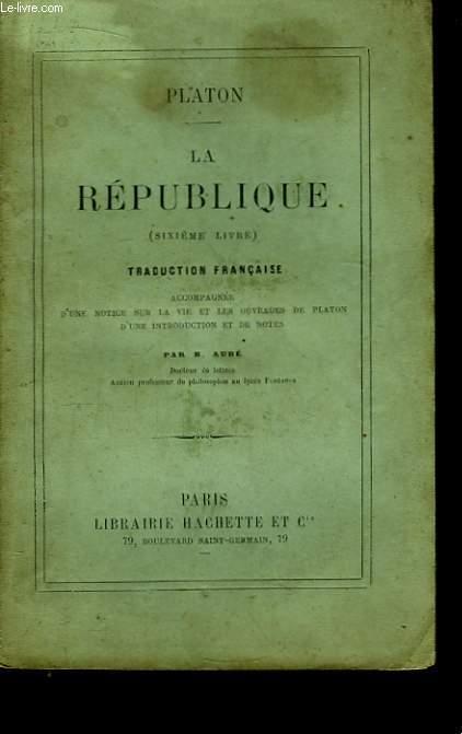 La République (sixième livre).