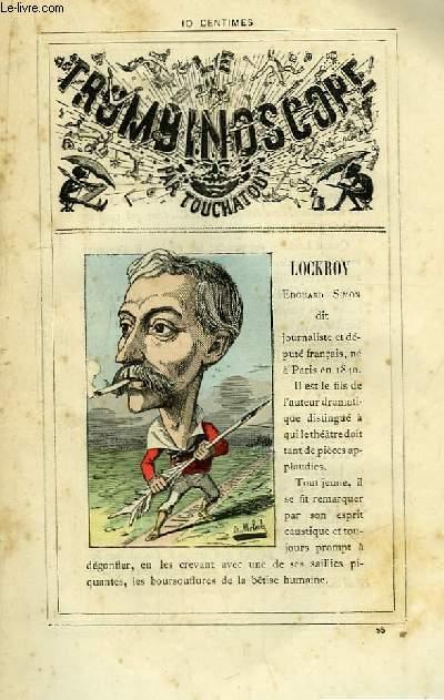 Le Trombinoscope N°95 : Edouard Simon dit Lockroy.