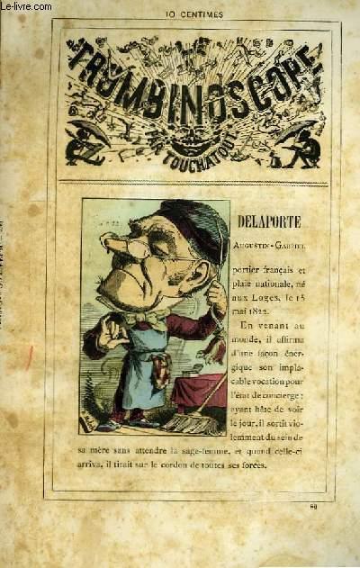 Le Trombinoscope N°80 : Augustin-Gabriel Delaporte