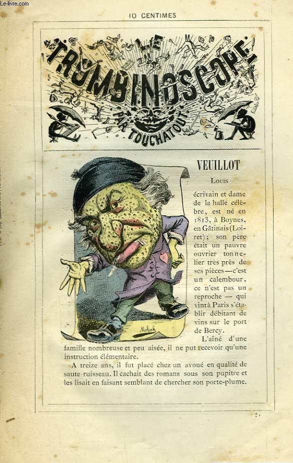 Le Trombinoscope N°28 : Louis Veuillot