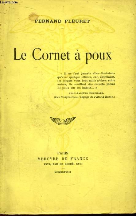 Le Cornet à poux.