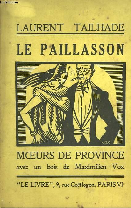 La Paillasson.