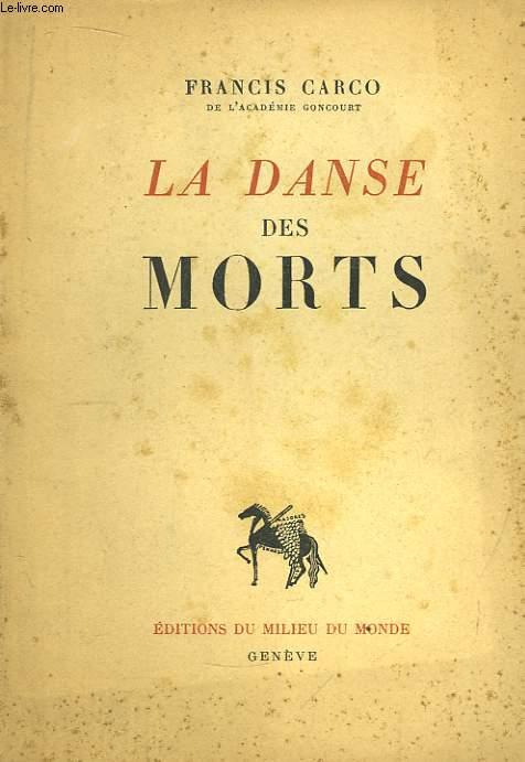 La Danse des Morts.