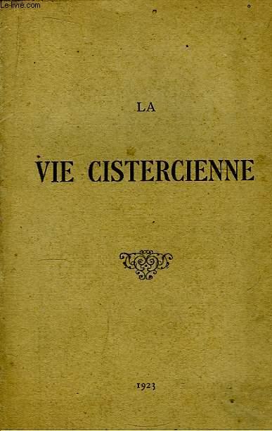 La Vie Cistercienne