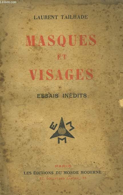 Masques et Visages