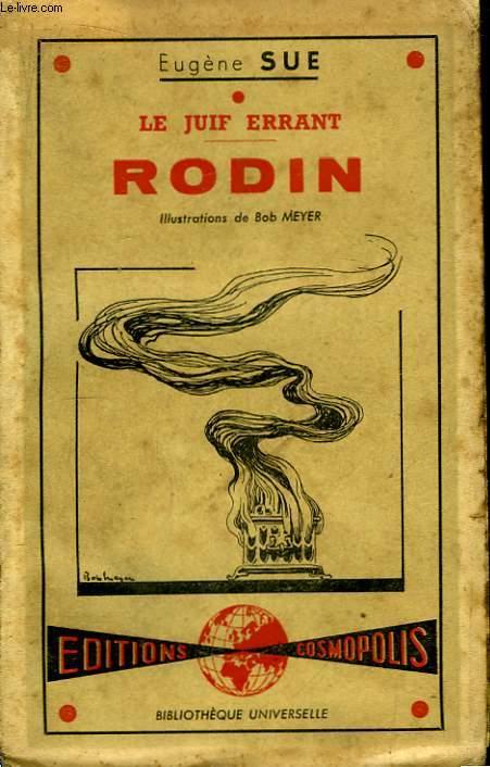 Le juif errant. Rodin.