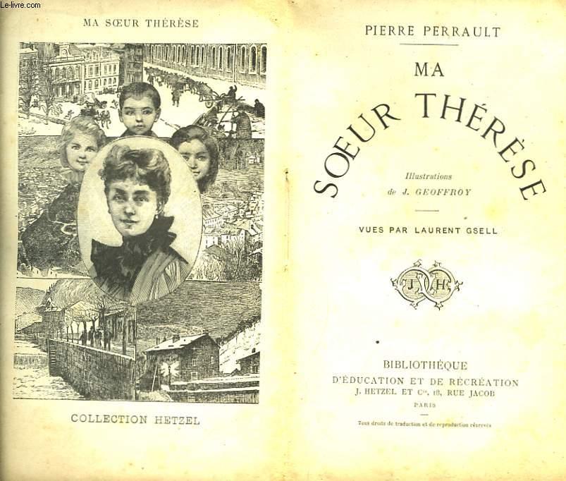 Ma Soeur Thérèse.
