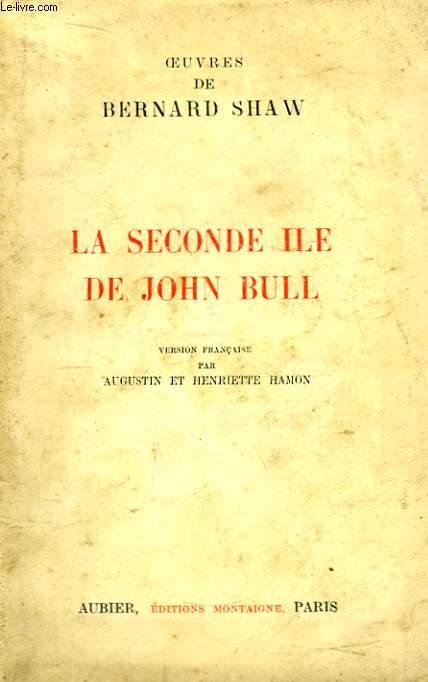 La seconde île de John Bull
