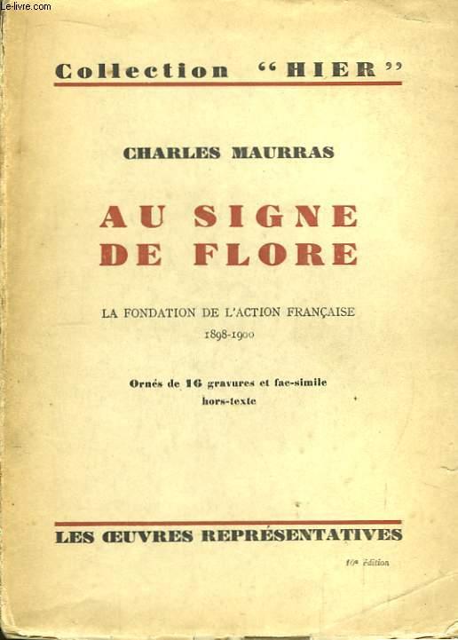 Au Signe de Flore.