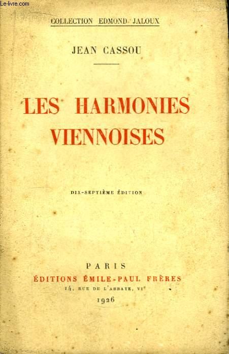 Les Harmonies Viennoises
