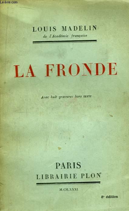 La Fronde.