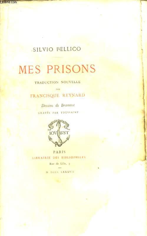 Mes Prisons.