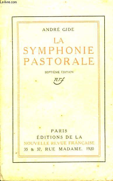 symphonie pastorale gide