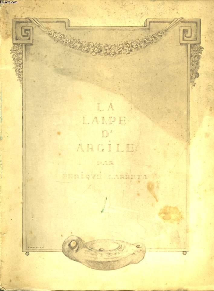 La Lampe d'Argile.