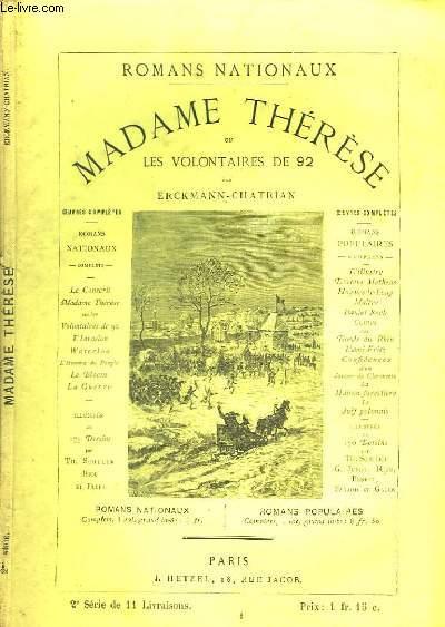 Madame Thérèse ou Les Volontaires de 92