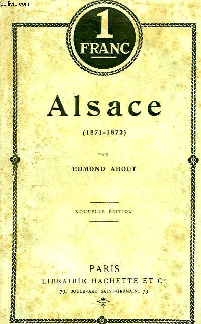 Alsace (1871 - 1872)