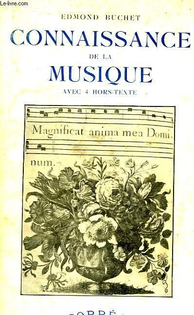 Connaissance de la Musique