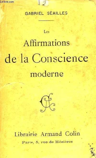 Les Affirmations de la Conscience moderne