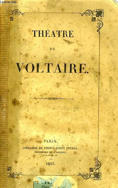 Théâtre de Voltaire