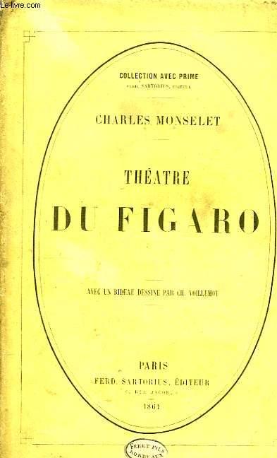 Théâtre du Figaro.