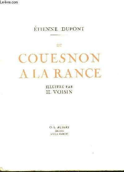 Du Couesnon à la Rance.