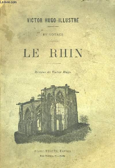 En Voyage. Le Rhin.