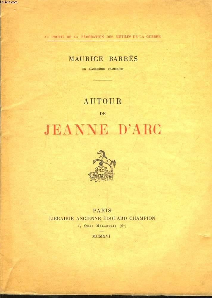 Autour de Jeanne d'Arc.