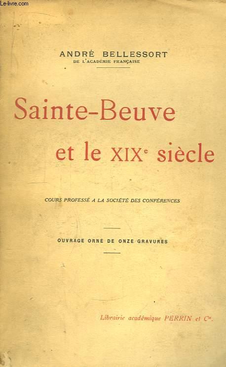 Sainte-Beuve et le XIXe siècle.