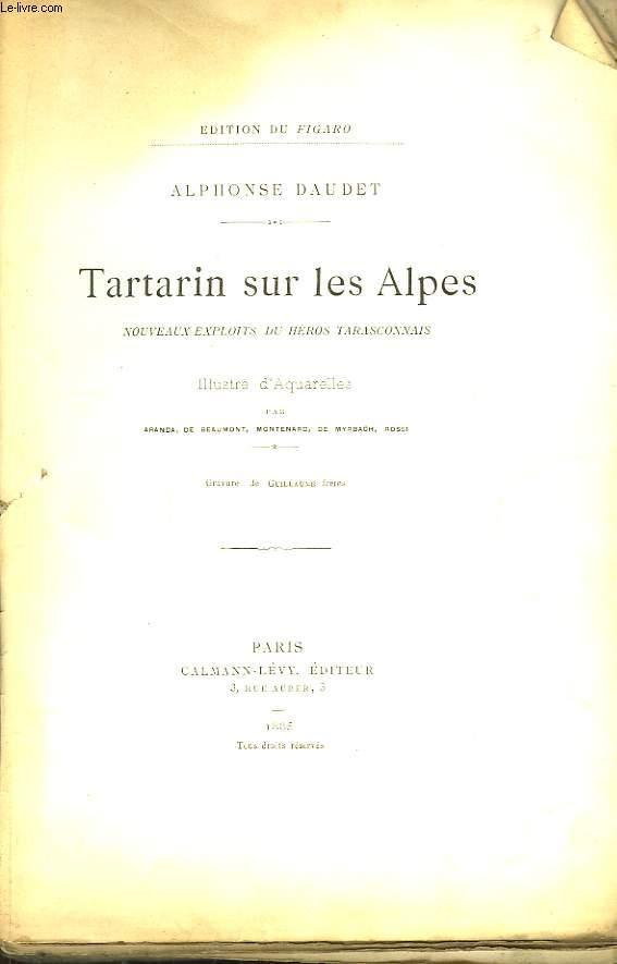 Tartarin sur les Alpes.