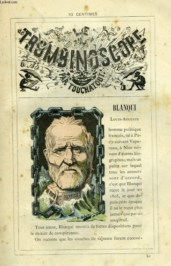 Le Trombinoscope N°59 : Louis-Auguste Blanqui