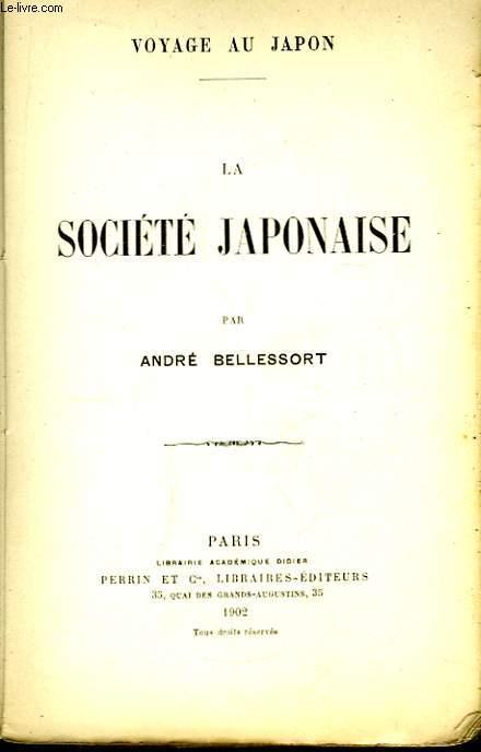 La Société Japonaise.