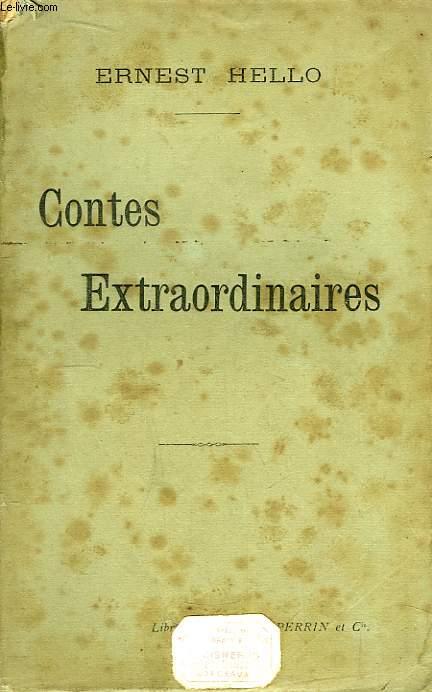 Contes Extraordinaires.