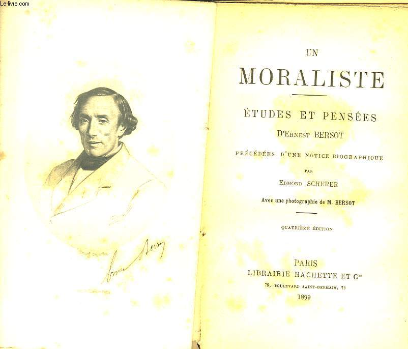 Un Moraliste.