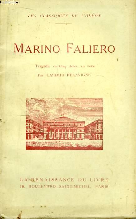 Marino Faliero.