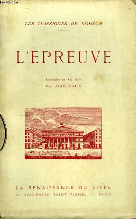 L'Epreuve