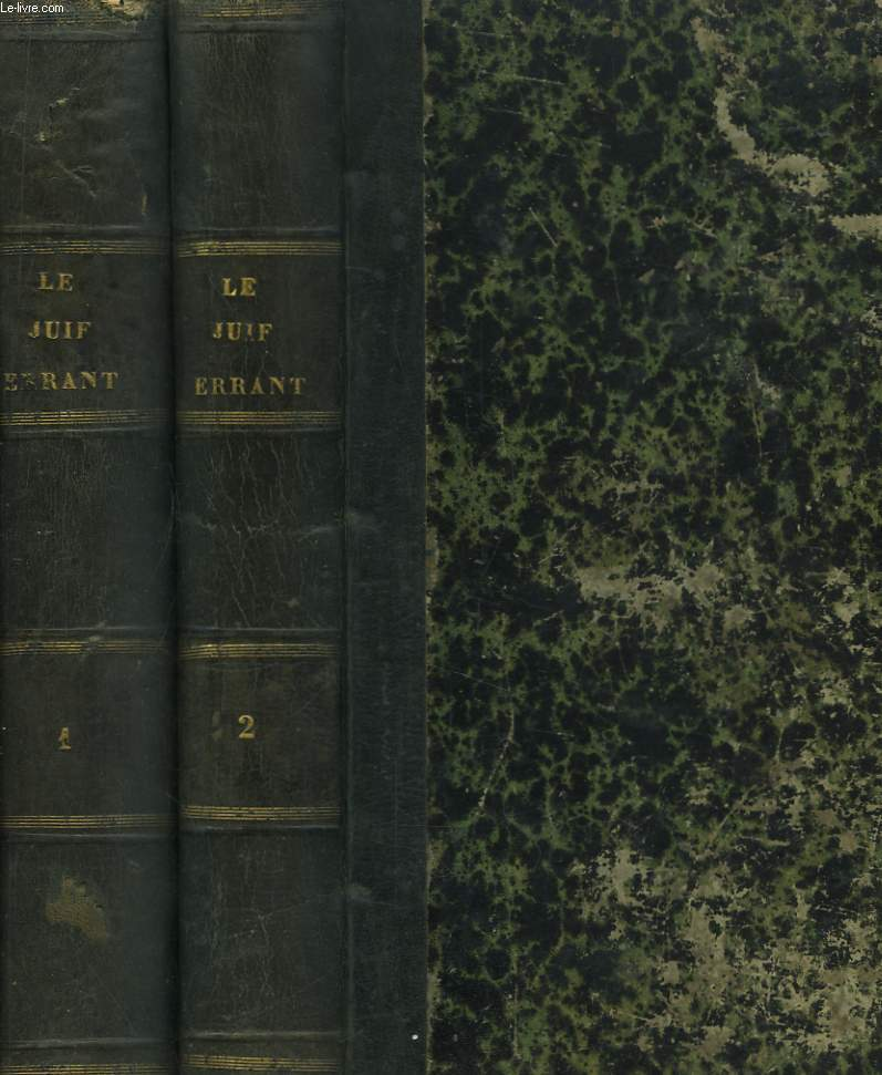 Le Juif-Errant. En 2 volumes.