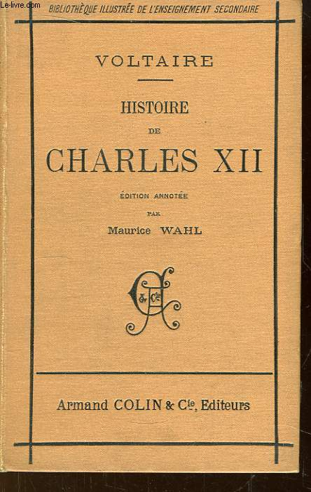 Histoire de Charles XII