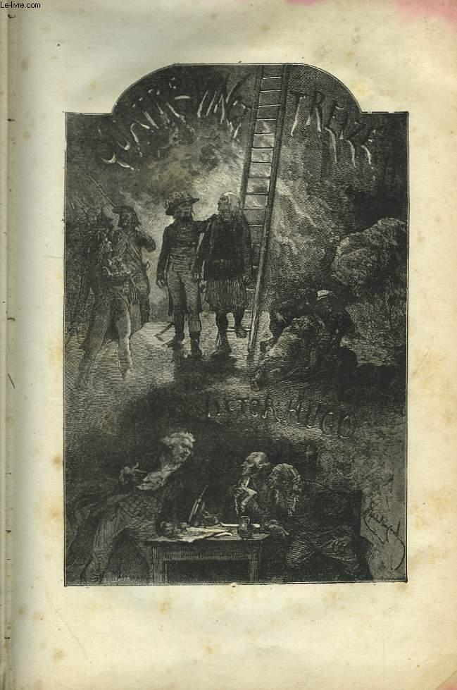 Oeuvres de Victor Hugo. Quatrevingt-treize