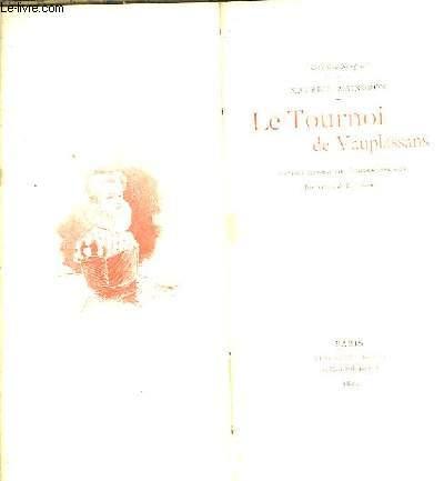 Le Tournoi de Vauplassans.
