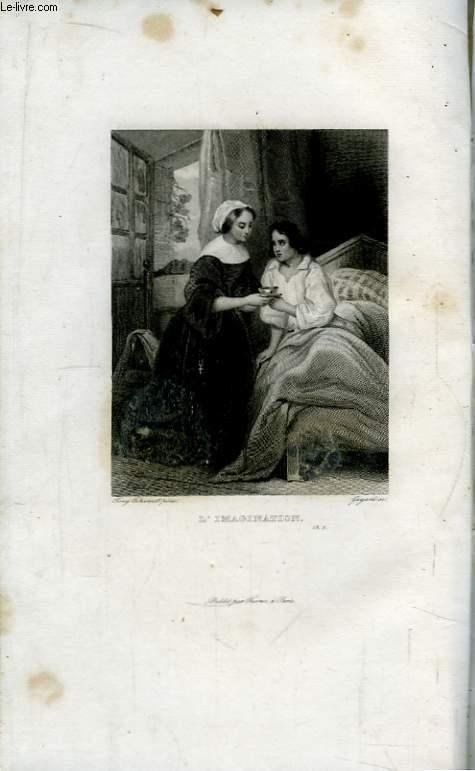 Oeuvres de Delille. TOME VIII : L'Imagination.