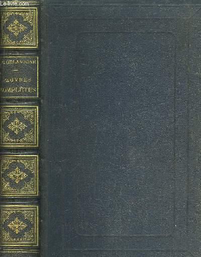 Oeuvres complètes de Casimir Delavigne, de l'Académie Française.