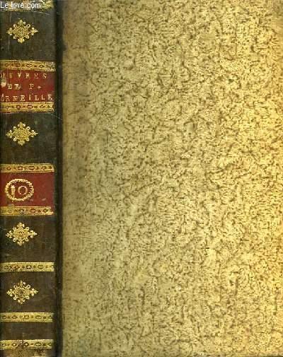 Oeuvres de P. Corneille. TOME 10 : Psyché.