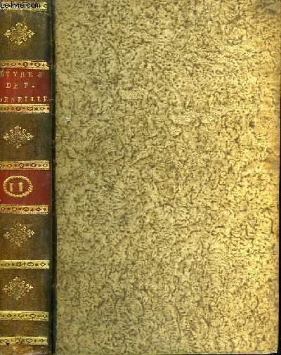 Oeuvres de P. Corneille. TOME 11 : Eloge de P. Corneille. Poésies diverses.