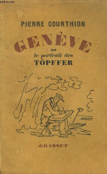 Genève ou le portrait de Töpffer