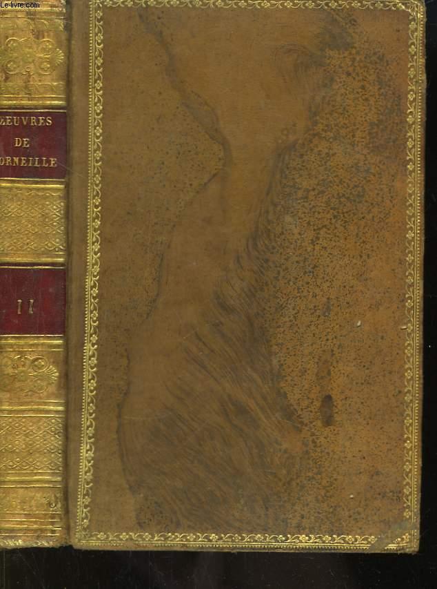 Oeuvres de P. Corneille. TOME 11 : Poésies diverses, Poèmes sur les Victoires du Roi, Louanges de la Vierge, Psaumes.