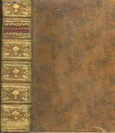 Concordantiae Bibliorum Sacrorum vulgate editionis. Sixti V. Pont. Max. iussu, recognitorum atque editorum