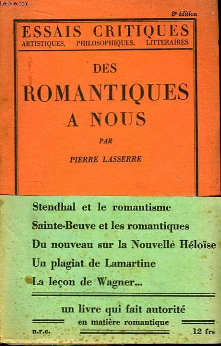 Des Romantiques à Nous.