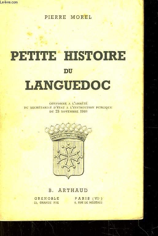 Petite Histoire du Languedoc.