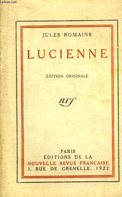 Lucienne.