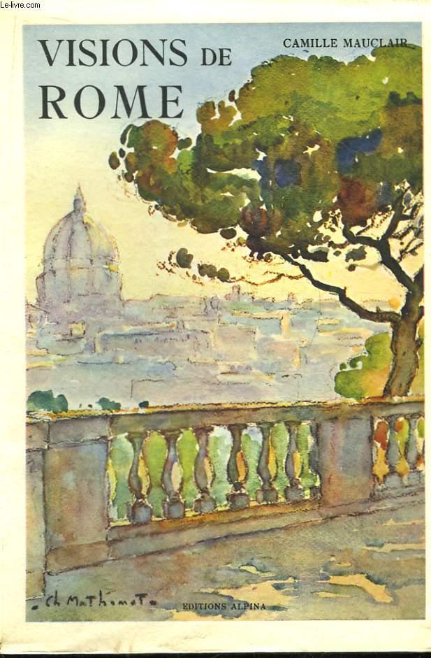 Visions de Rome
